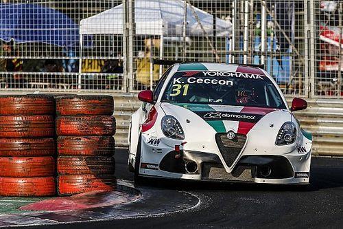 Uno strepitoso Kevin Ceccon conquista la pole position di Gara 3 a Suzuka con l'Alfa Romeo!