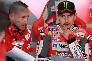 """Lorenzo says 2021 Ducati deal """"almost happened"""""""