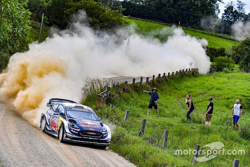 M-Sport confirme un programme WRC en 2019