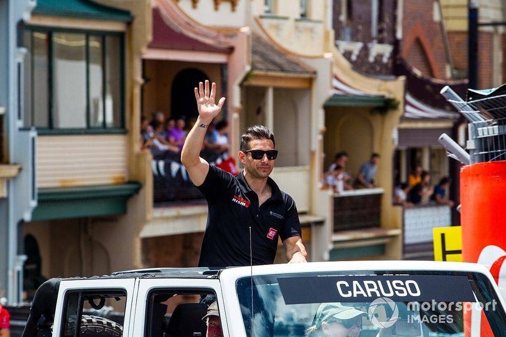 Caruso joins Team 18 for Bathurst