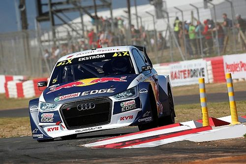 Ekstrom quits World RX as full-time driver