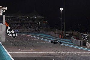 Videón, ahogy Hamilton a kiváló körével megszerzi a pole pozíciót Abu Dhabiban