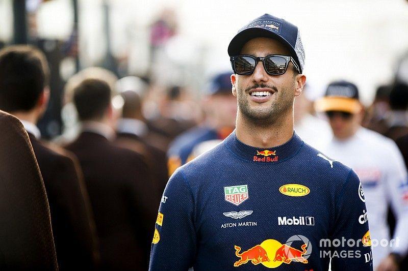 Ricciardo: Staying at Red Bull Honda was riskier option