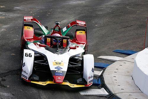 Diaporama : les Suisses lors des essais collectifs de Formule E à Ad Diriyah