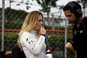 Nach schwerem Formel-3-Crash: Sophia Flörsch fliegt nach Deutschland zurück