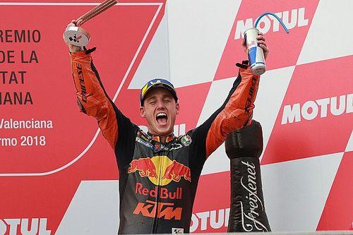 """""""Irréel"""", Pol Espargaró sur le podium avec KTM!"""