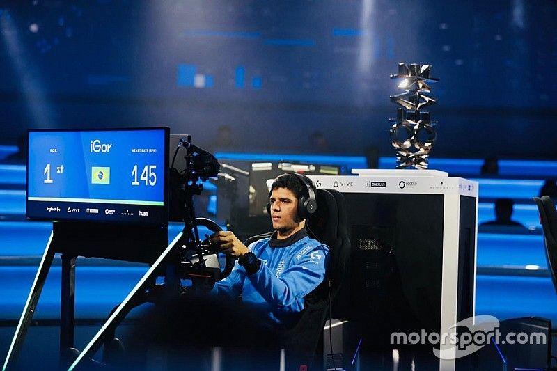 """Un piloto de Esports podría llegar a la F1 """"dentro de los próximos 10 años"""""""