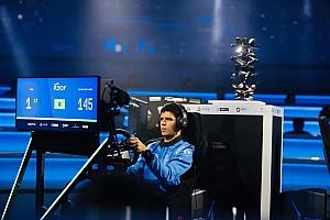 """لاعبو السباقات الإلكترونية قد يصلون إلى الفورمولا واحد """"بغضون عشر سنوات"""""""