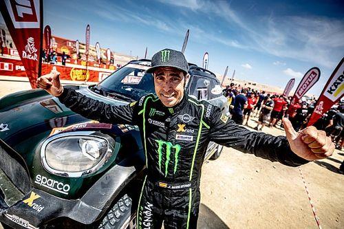 Dakar: il Borgward Rally Team piazza il colpo Nani Roma