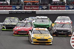 Charlotte Roval NASCAR weekend schedule