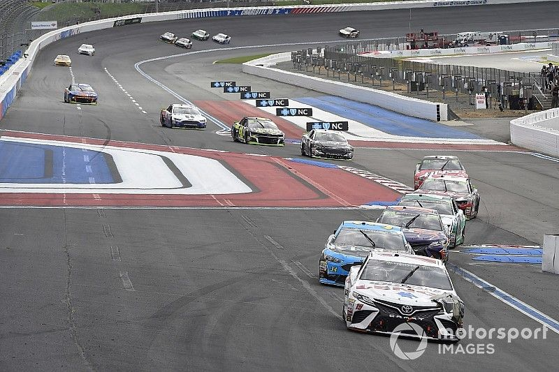 Charlotte Roval's backstretch chicane gets a redesign