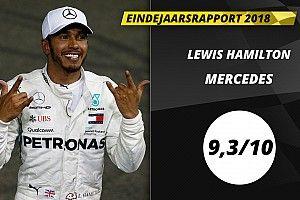 Eindrapport Lewis Hamilton: Magistraal naast Fangio