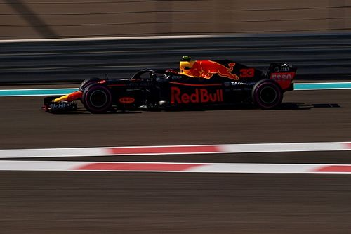 Trotz Verstappens Randstein-Ritt: Red Bull beeindruckt in Abu Dhabi