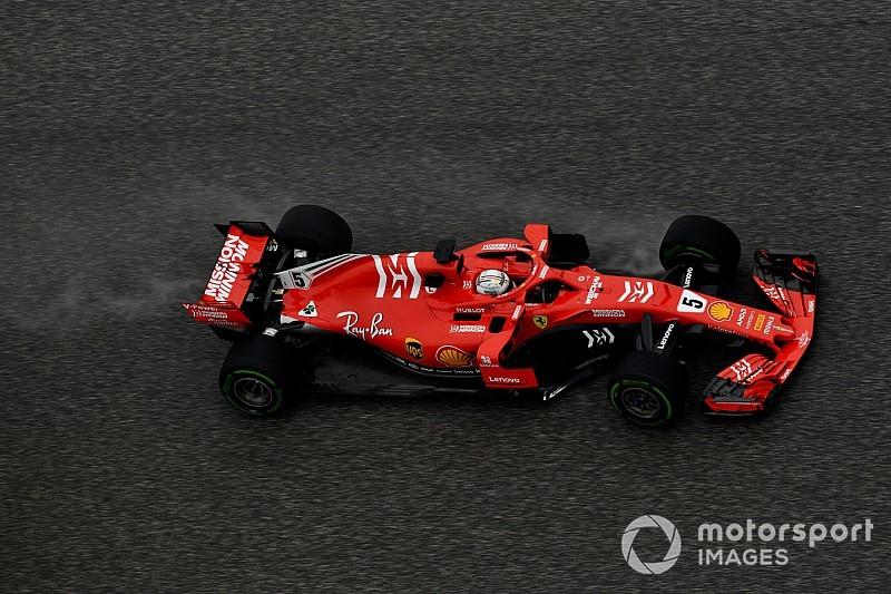 Vettel condiciona aún más su lucha por el Mundial tras ser sancionado