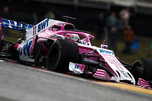 Force India veut changer de nom avant la fin de l'année