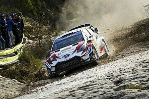 Catalunya WRC: Tanak stretches lead as Ogier, Neuville struggle