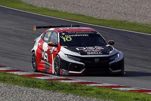 Davidovski e la PSS Racing continuano in TCR Europe nel 2019