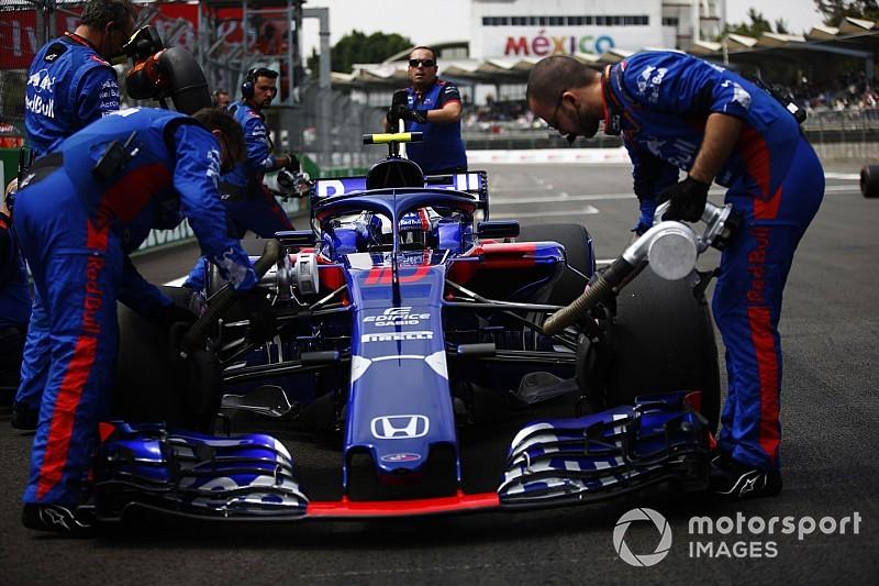 Gasly, Abu Dhabi'deki lastik testinde Red Bull'u sürmeyi umuyor