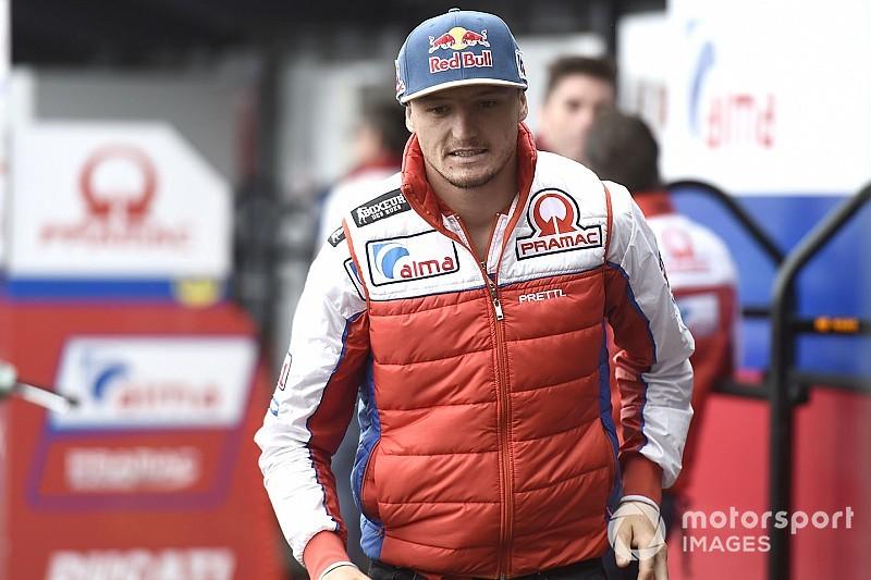 Warum Jack Miller beim Heimspiel nicht auf Jorge Lorenzos Werks-Ducati saß