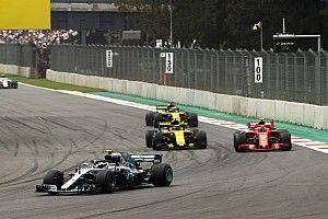 Abiteboul: Mercedes, Renault'un ilham kaynağı olmalı