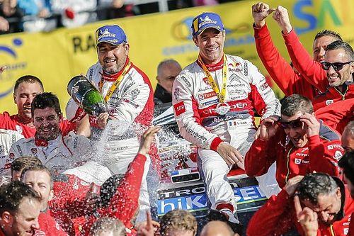 """Loeb: """"Le goût de la victoire commençait à me manquer"""""""