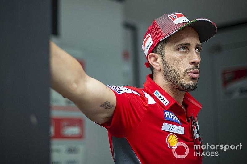 Dovizioso: Marquez néha bajba kerül, mindig a határon van