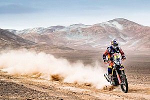 Price ditches Finke bike campaign in 2020 Dakar fitness bid