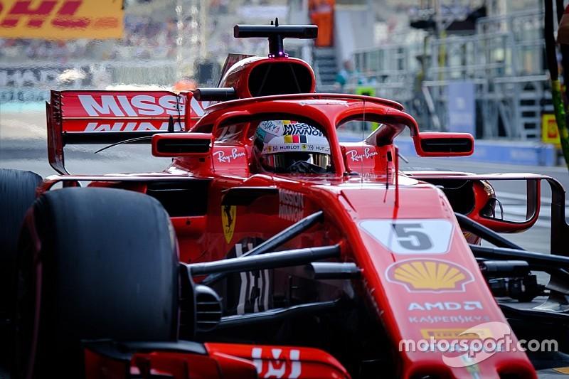Феттель не хоче працювати на симуляторі Ferrari