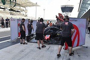 A Haas nem fogja elherdálni a plusz pénzt, amit a főszponzorától kap