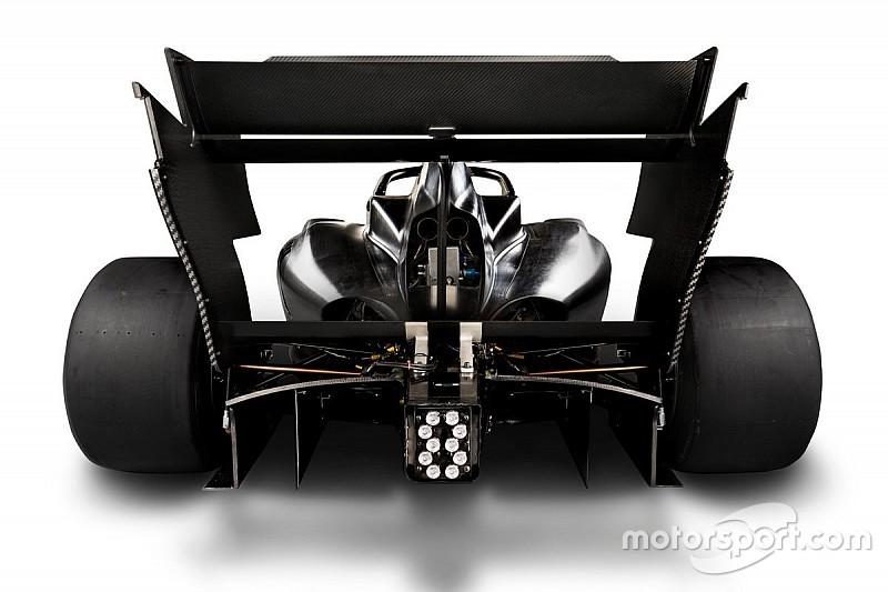 Bildergalerie: Das neue Rennauto der neuen Formel 3