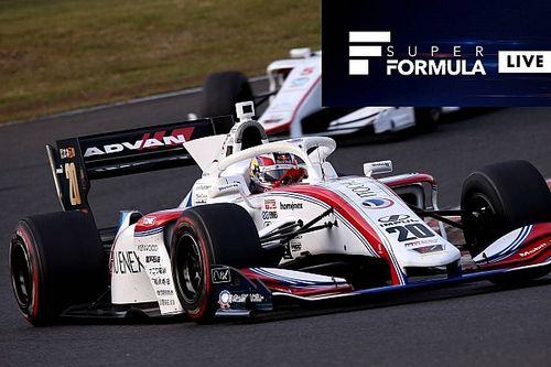 Suivez la Super Formula en direct vidéo sur Motorsport.com