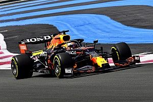 French GP: Verstappen fastest by 0.7s in final practice