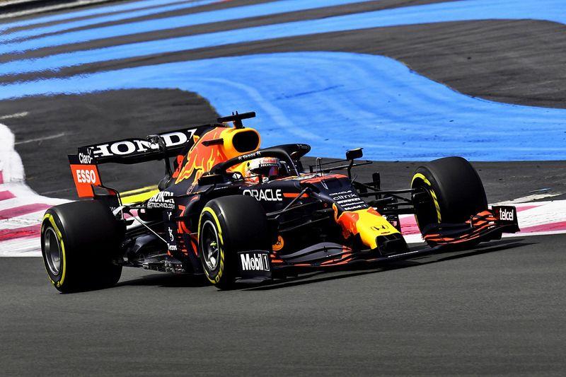 FP3 de Francia: Verstappen lidera, Mercedes se esconde y Sainz, 3º