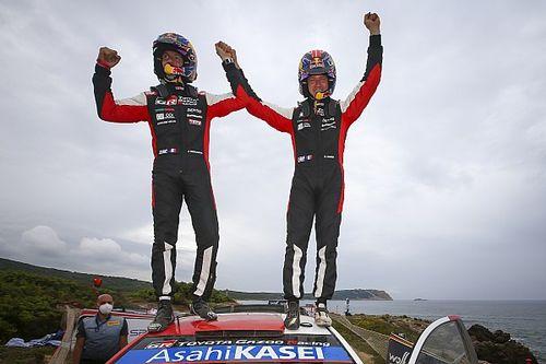 Las opciones de Ogier de ser campeón en el Rally de España-Catalunya
