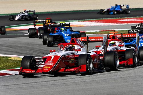 Formula 3 brings French round forward after Turkey cancellation