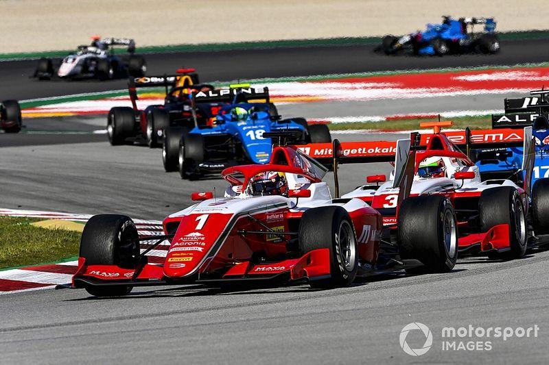 La Fórmula 3 también cambia su calendario tras hacerlo la F1