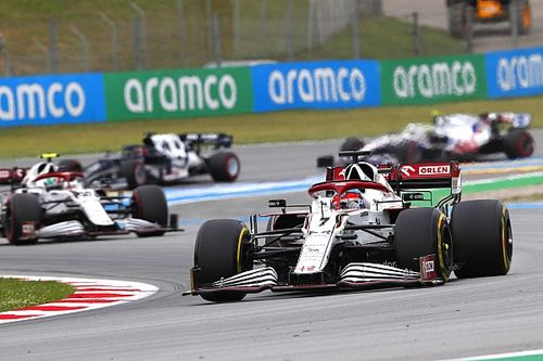 Az Alfa Romeo főnöke büszke a csapat fejlődésére