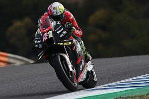 """Espargaro maakt indruk in Jerez: """"Winnen is niet realistisch"""""""