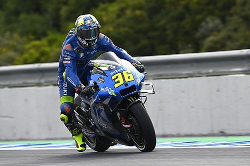 "Suzuki ""far from solving"" MotoGP qualifying issues, says Mir"