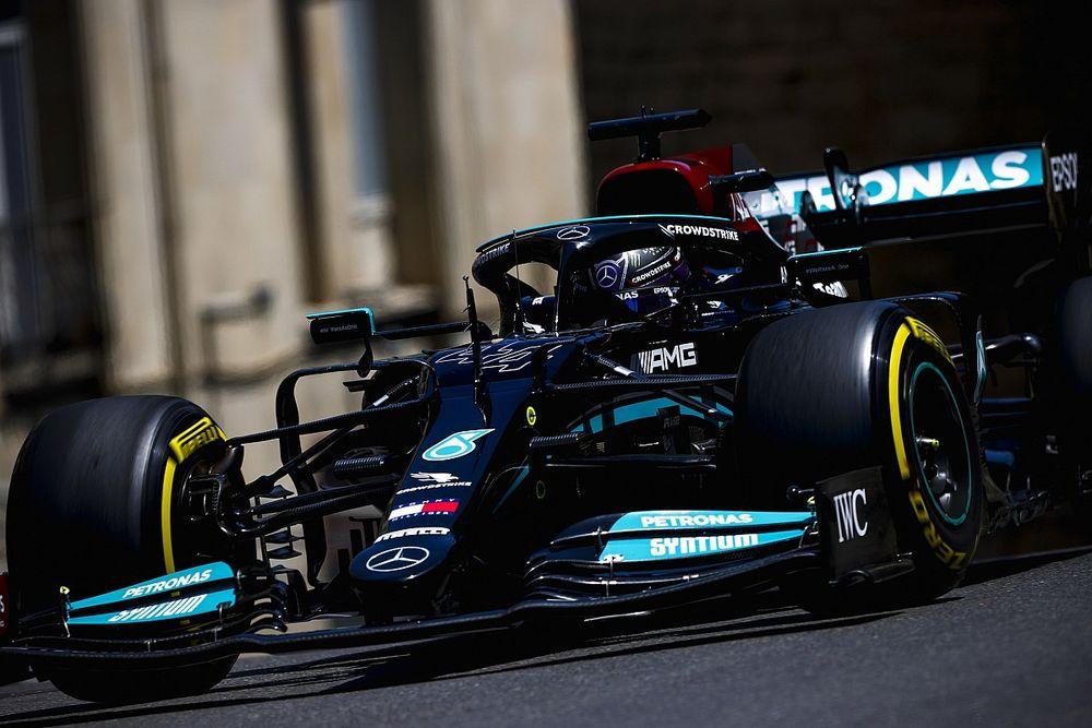 ハミルトンとメルセデスは、F1アゼルバイジャンGP初日の苦戦からなぜ立ち直れたのか?