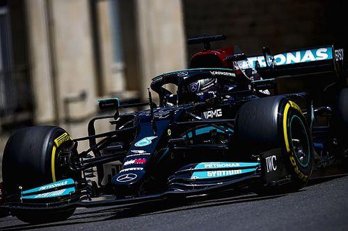 F1: Como Hamilton se recuperou de treinos desastrosos em Baku