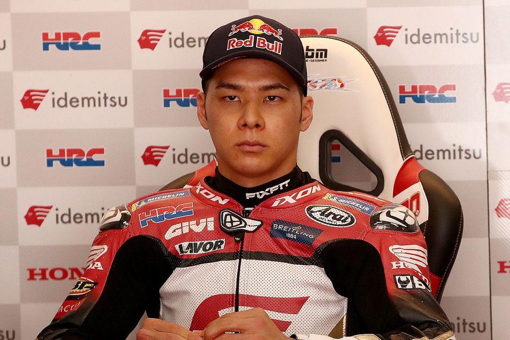 Podium Jadi Target Nakagami di Sisa Musim MotoGP 2021