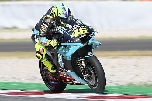 Rossi retrouve la Q2 grâce à des sensations en progrès