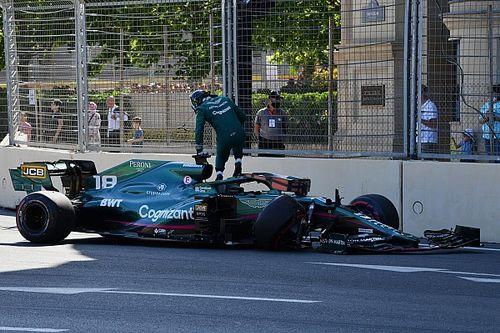 "F1 faces ""serious problem"" over tyre failures, says Aston Martin"