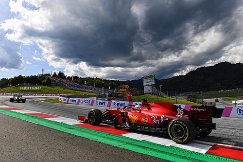 Gaan zachtere banden voor verschuivingen zorgen in GP Oostenrijk?