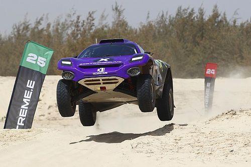 Gutiérrez y Loeb arrancan el sábado adelante en Extreme E