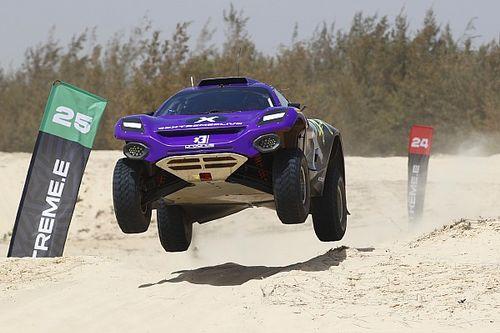 Extreme E: Loeb e Gutierrez al top con X44 nelle Qualifiche