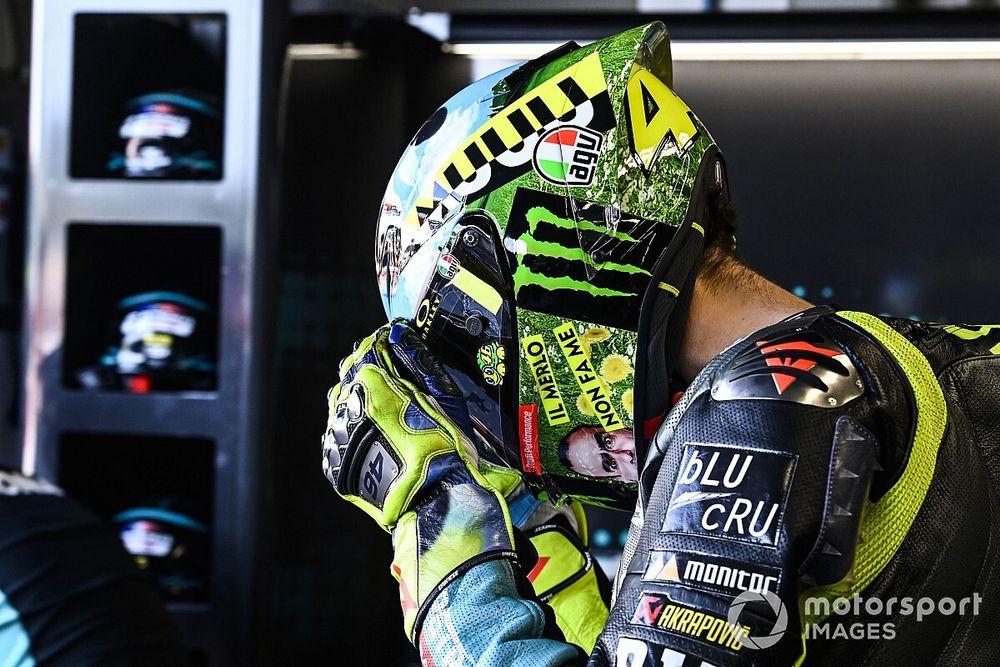 Podcast: Explaining the sponsorship mess at Rossi's VR46 MotoGP team