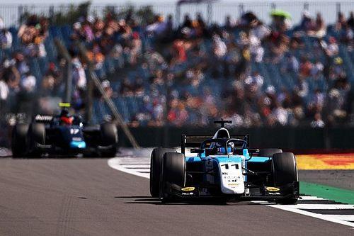 F2 Silverstone: Verschoor converts pole to take first win