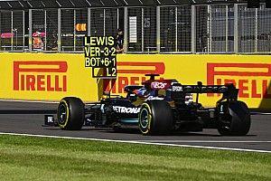 Hamilton Kewalahan Kejar Verstappen